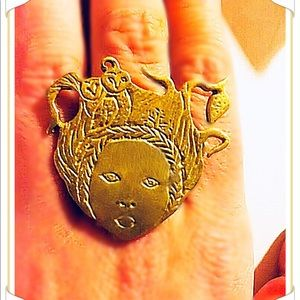 RARE Medusa Ring 🐍